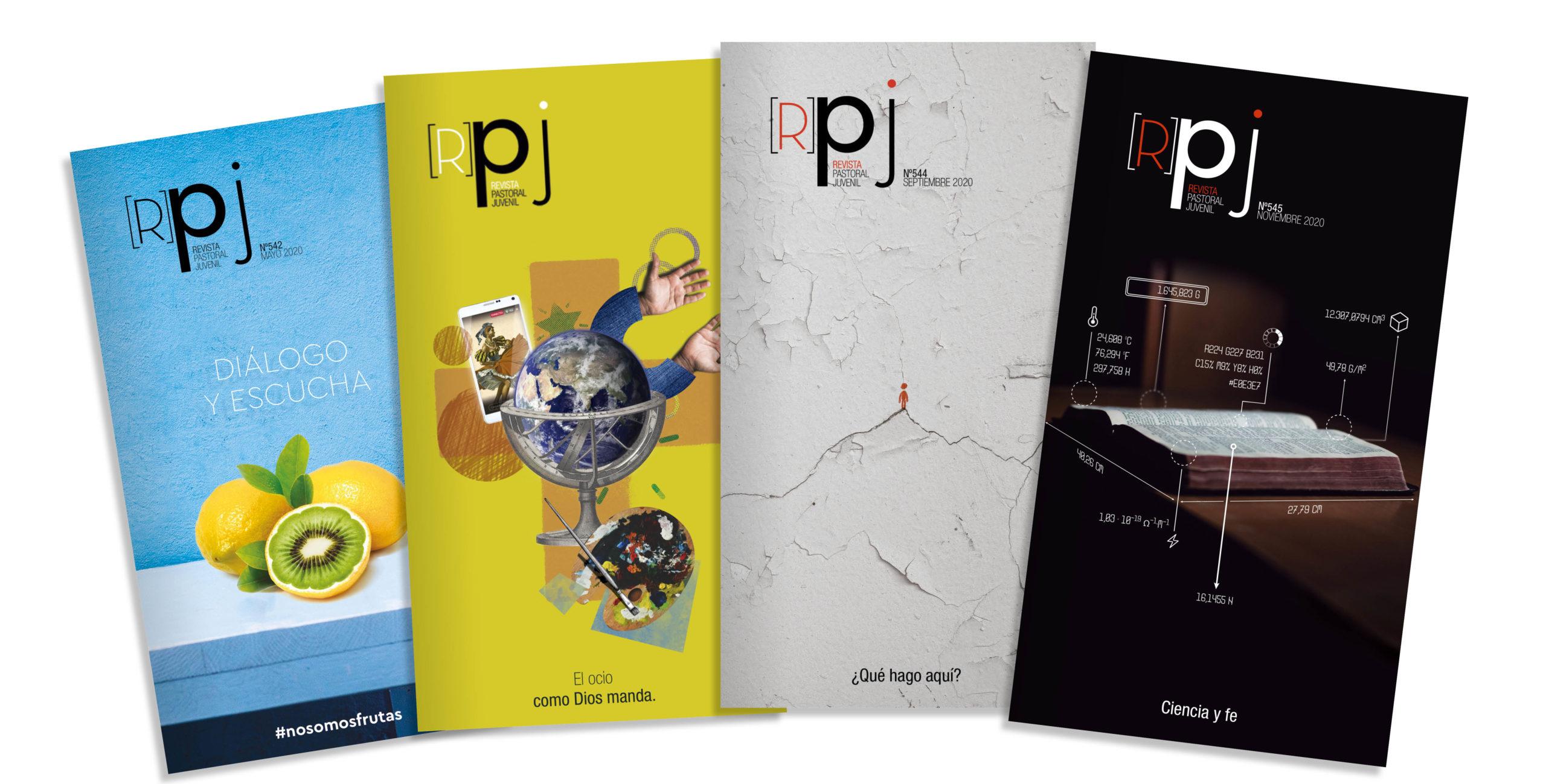 Revista RPJ · Fundación Edelvives · La Oveja Perdida